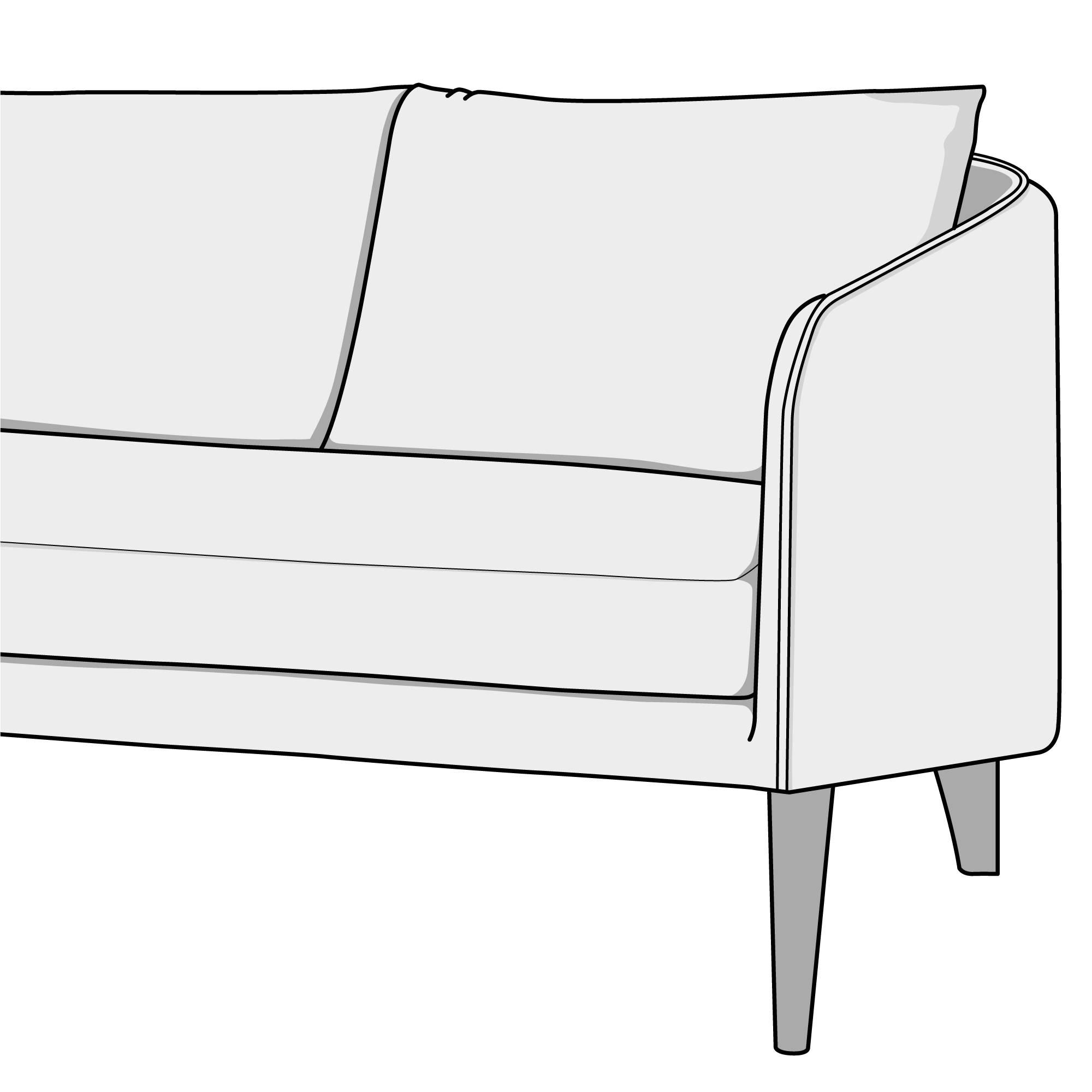 Types Of Sofa Cushions Sofa Seats Sofa Guide Luxdeco Com