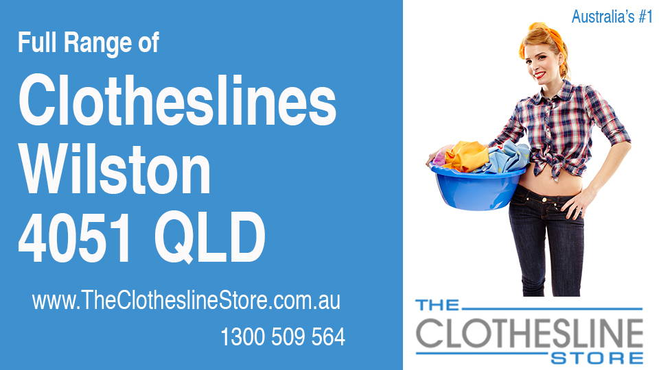 New Clotheslines in Wilston Queensland 4051