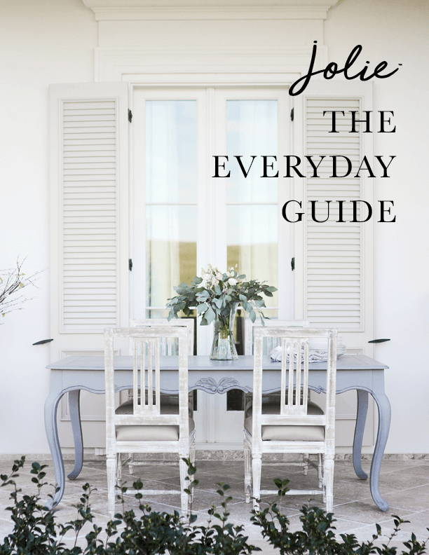 The Jolie Everyday Guide