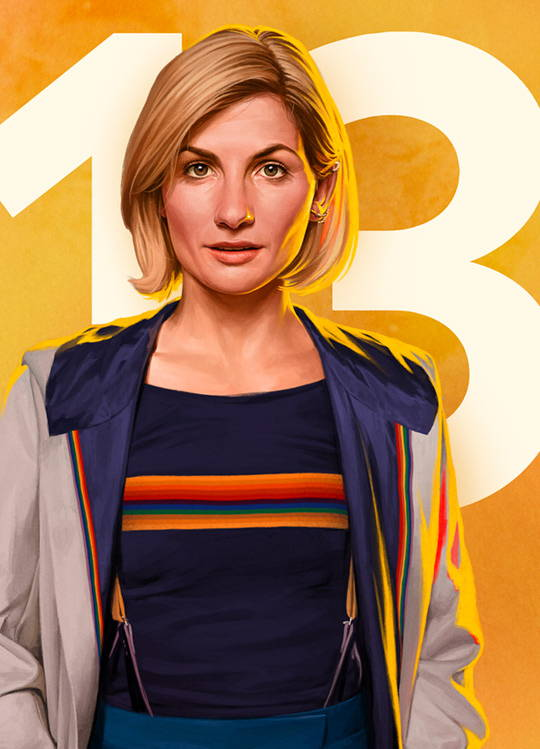 The Thirteenth Doctor