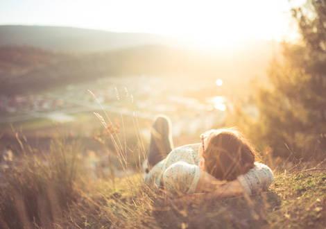 Nerven beruhigen durch Entspannung