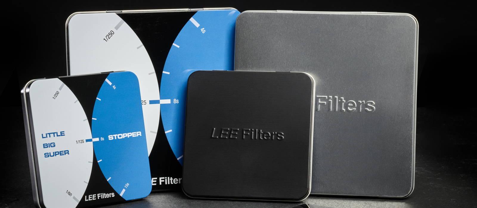 Lee Filters Range