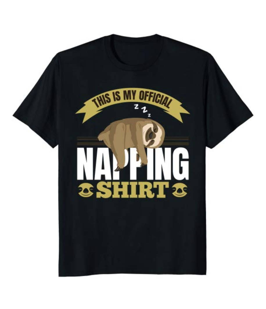 Official Napping Shirt
