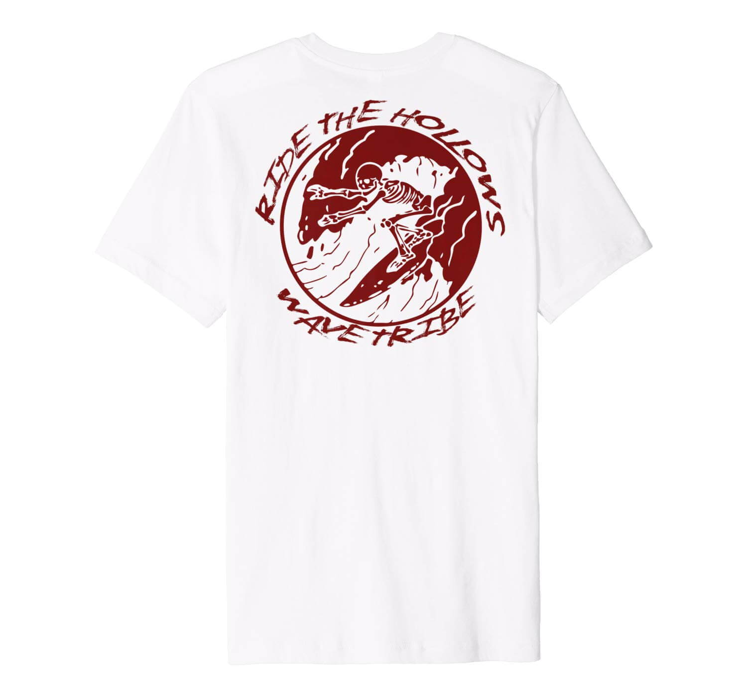 Ride the Hollows Wave Tribe Shirt