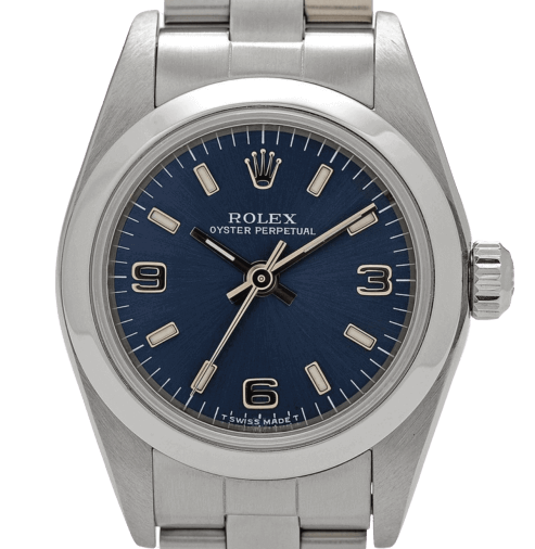 Rolex_Oyster Perpetual_Introduction