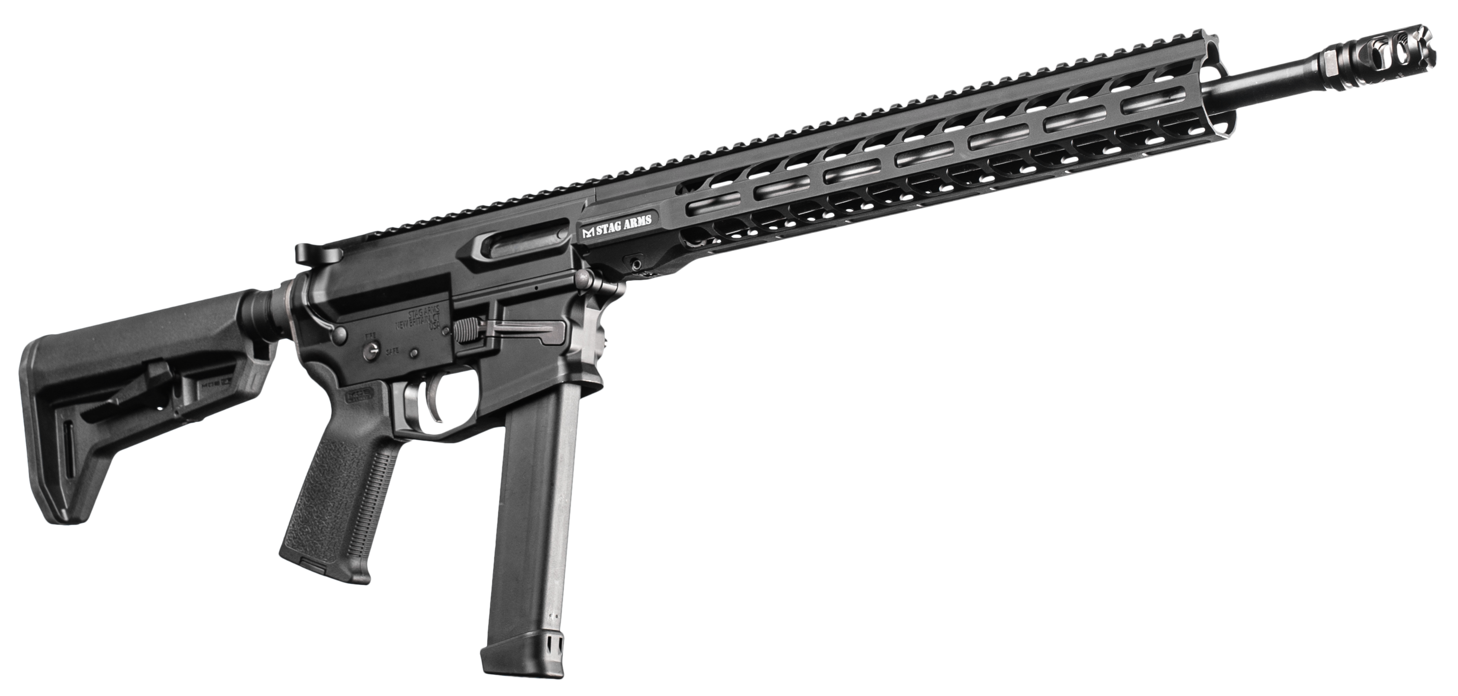 Stag Pistol Caliber AR Series