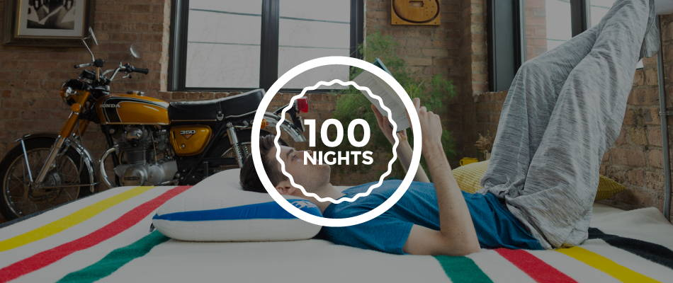 100 nights to try image