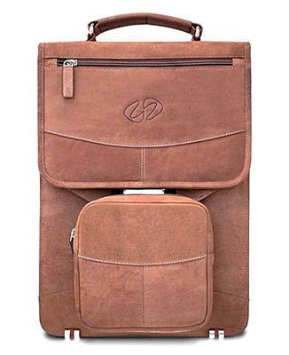 MacCase Premium Leather MacBook Pro Briefcase Vintage