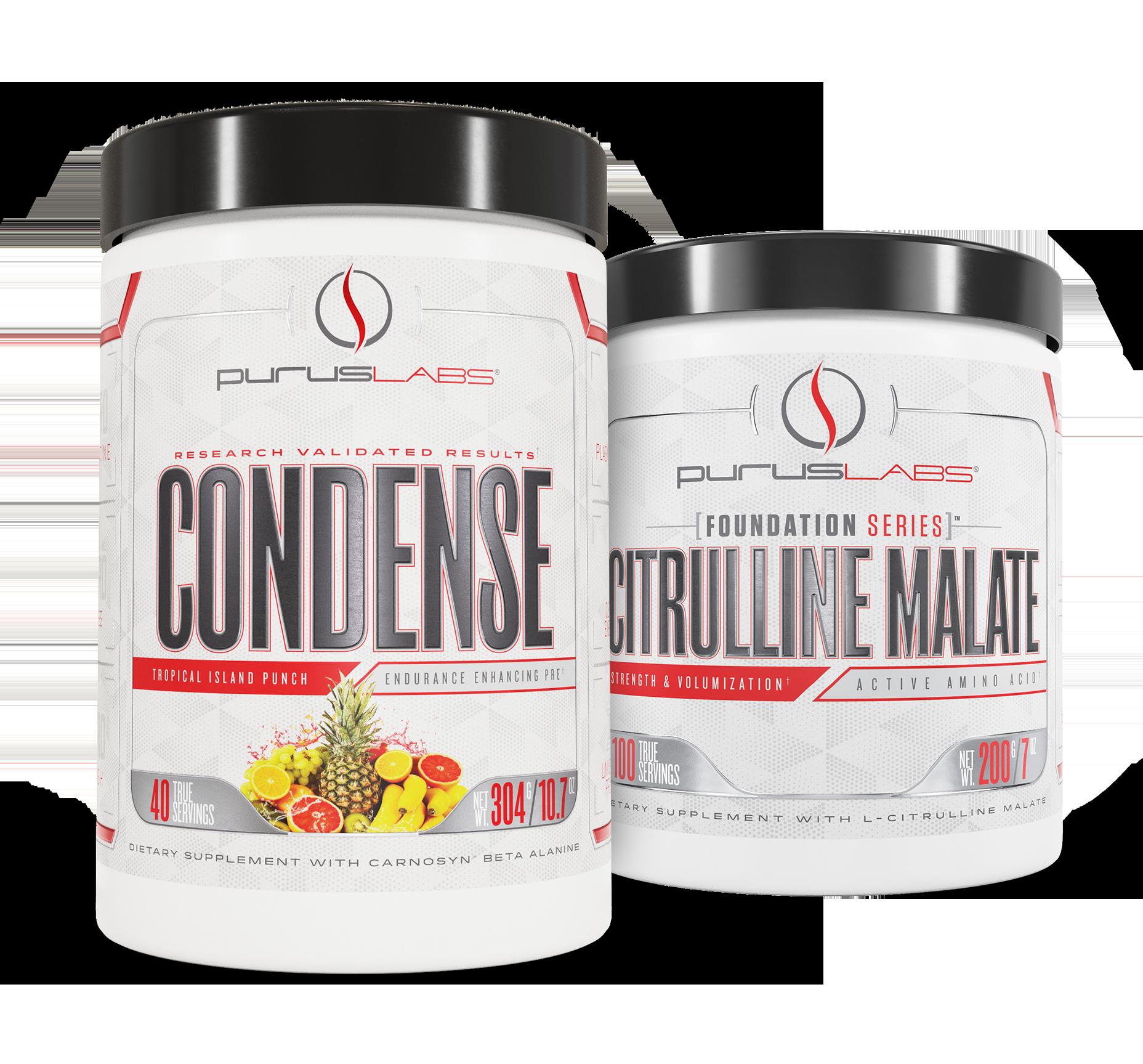Condense & Citrulline Stack
