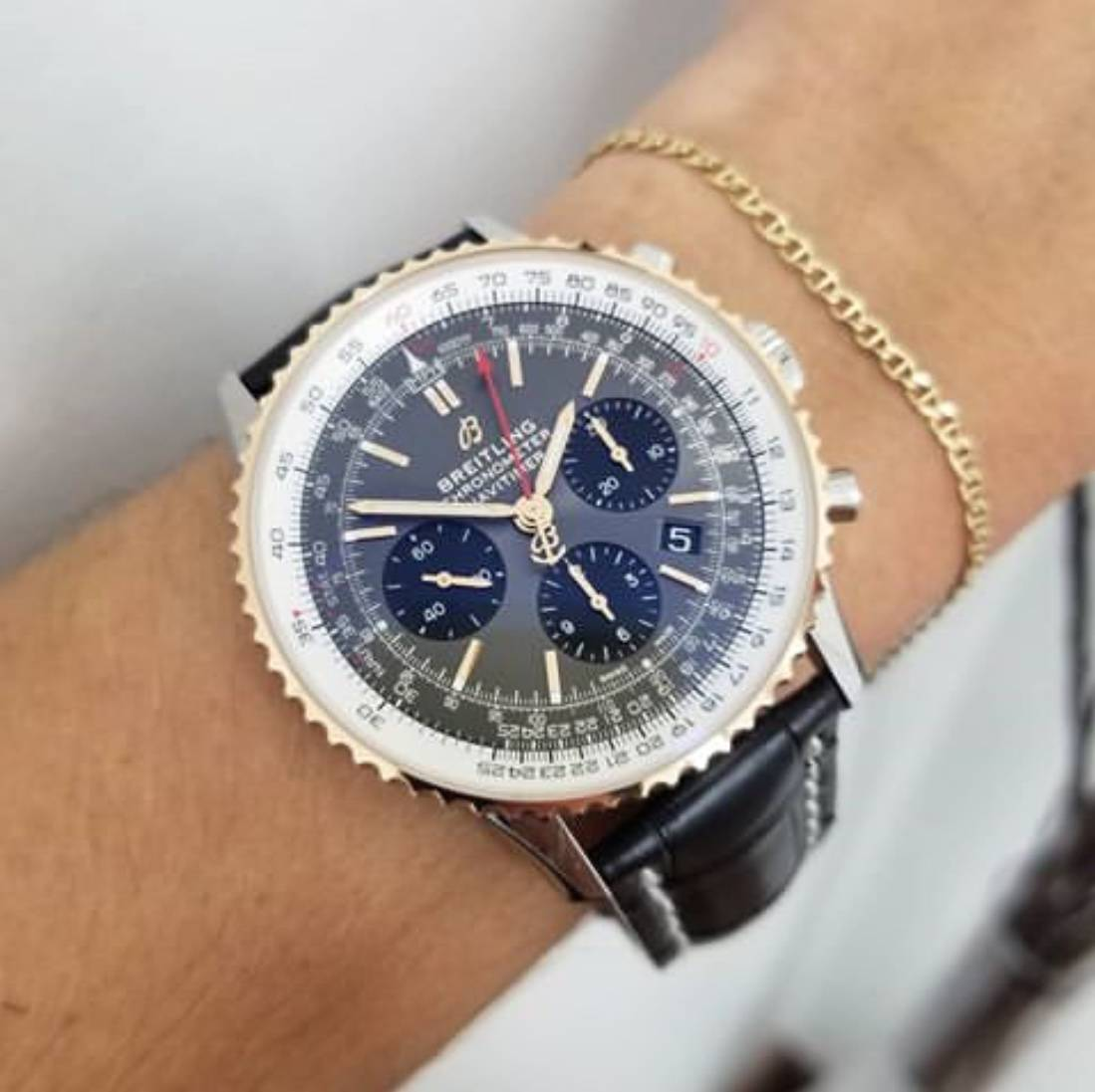 Breitling Boorst with Bracelet