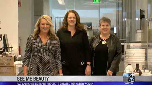 SeeMe Beauty was featured on Broadcast TV