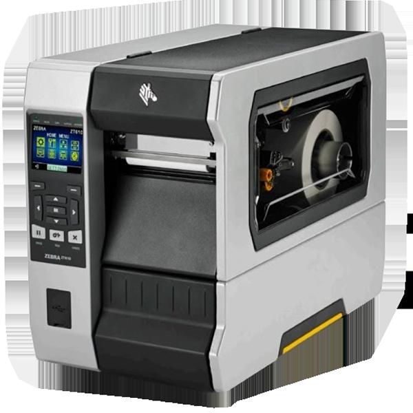 Impresora Printer Barcode Industrial Zebra ZT610