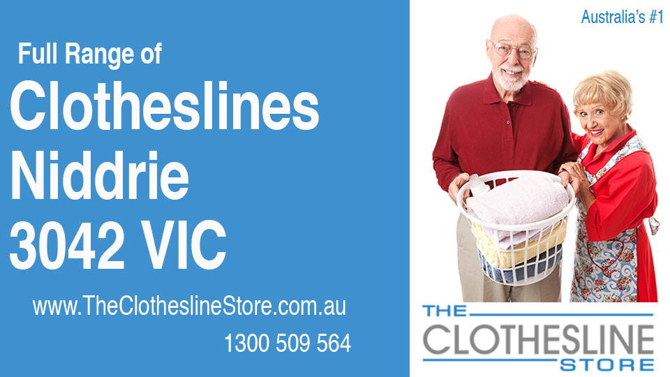 New Clotheslines in Niddrie Victoria 3042