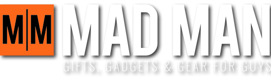 Mad Man - Gifts, Gadgets & Gear for Guys