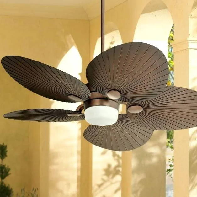 Outdoor and Indoor Coastal Fans and Luminaries