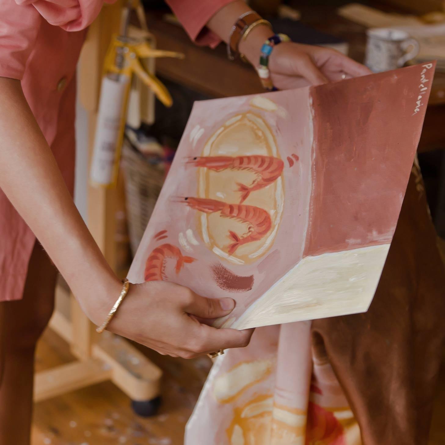 Oroton Collectable Art Silk Scarves