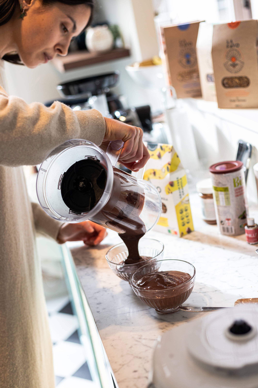 Chocolate mousse La Favo