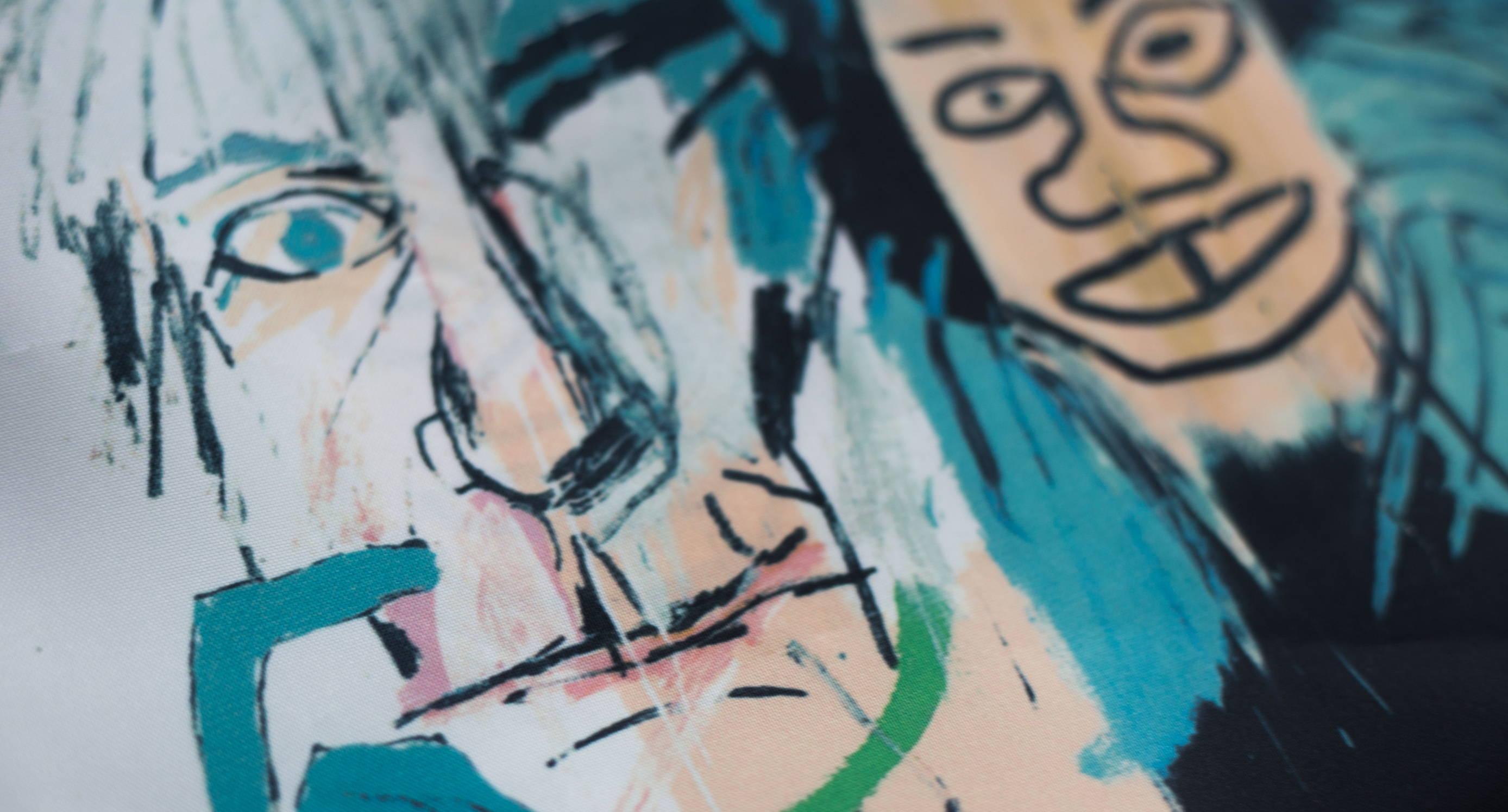 LOQI Jean-Michel Basquiat Collection Banner