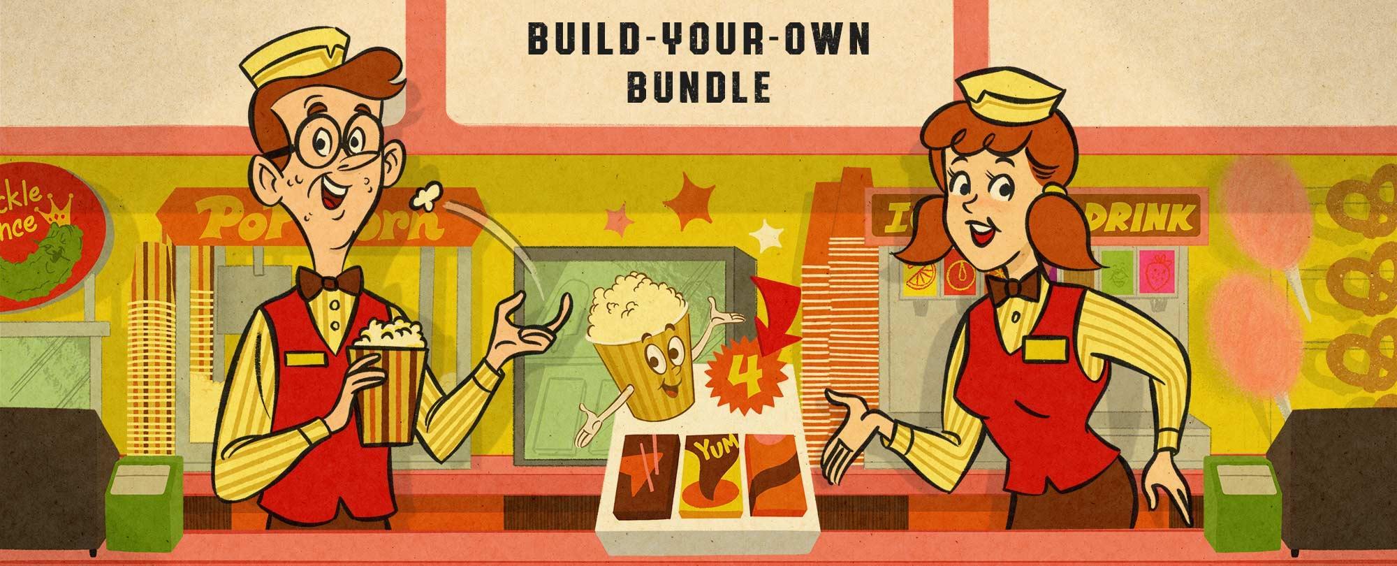 Build Your Own Bundle | RetroSupply Co.