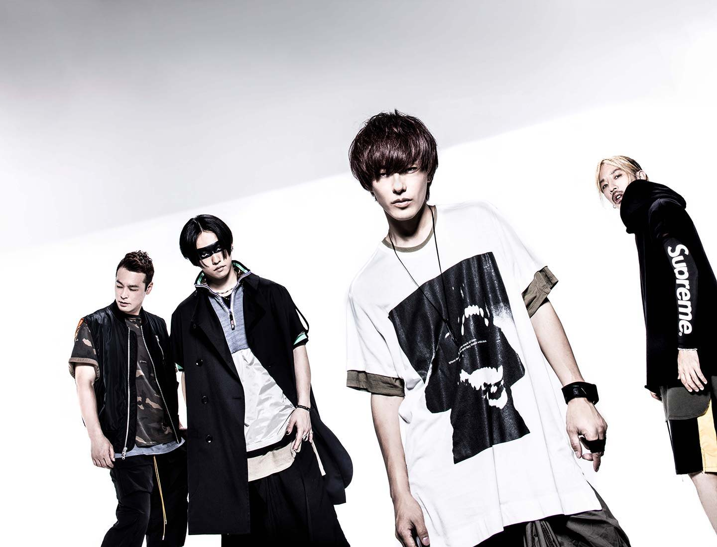 SPYAIR Japanese band pic