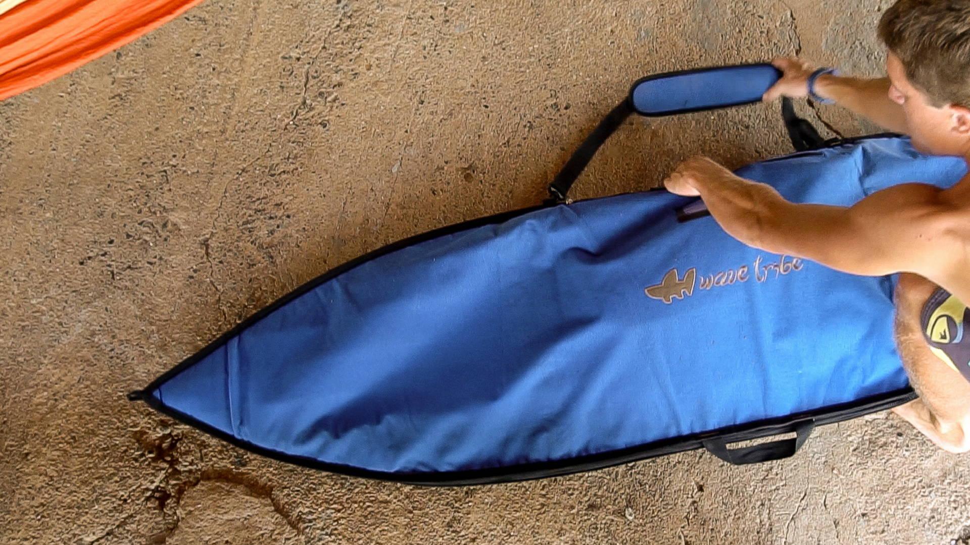 Wave Tribe Hemp Surfboard Bag