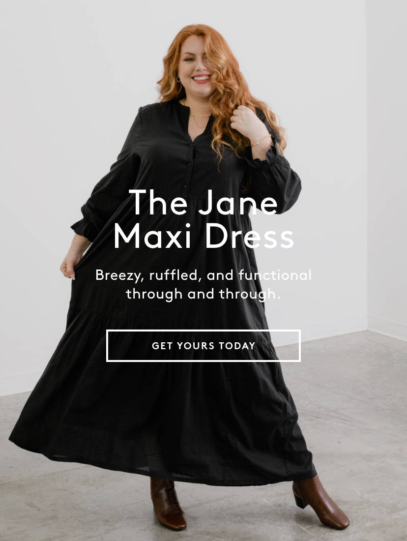 Shop Jane Maxi Dress