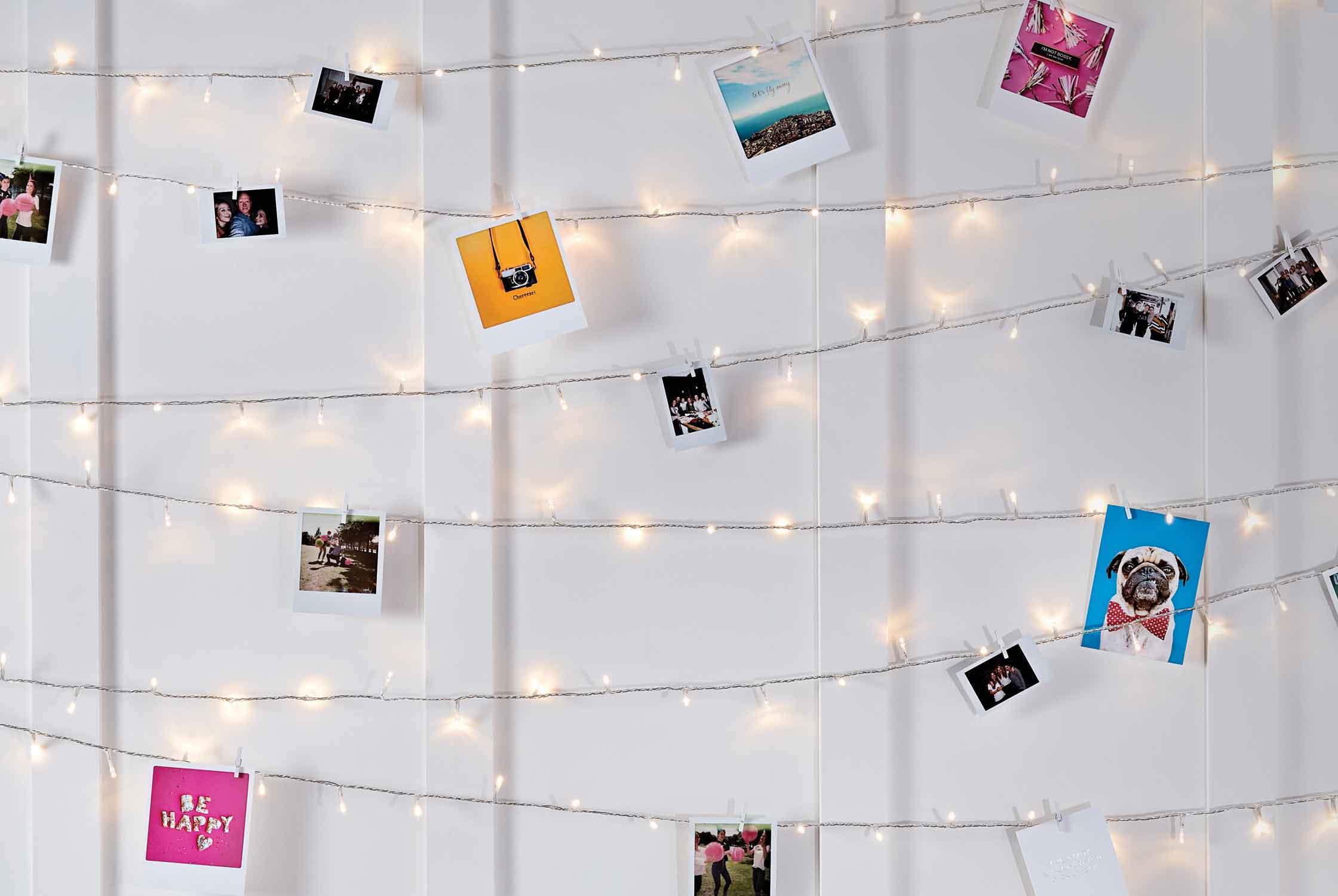 Bedroom Fairy Light Ideas   Lights4fun.co.uk