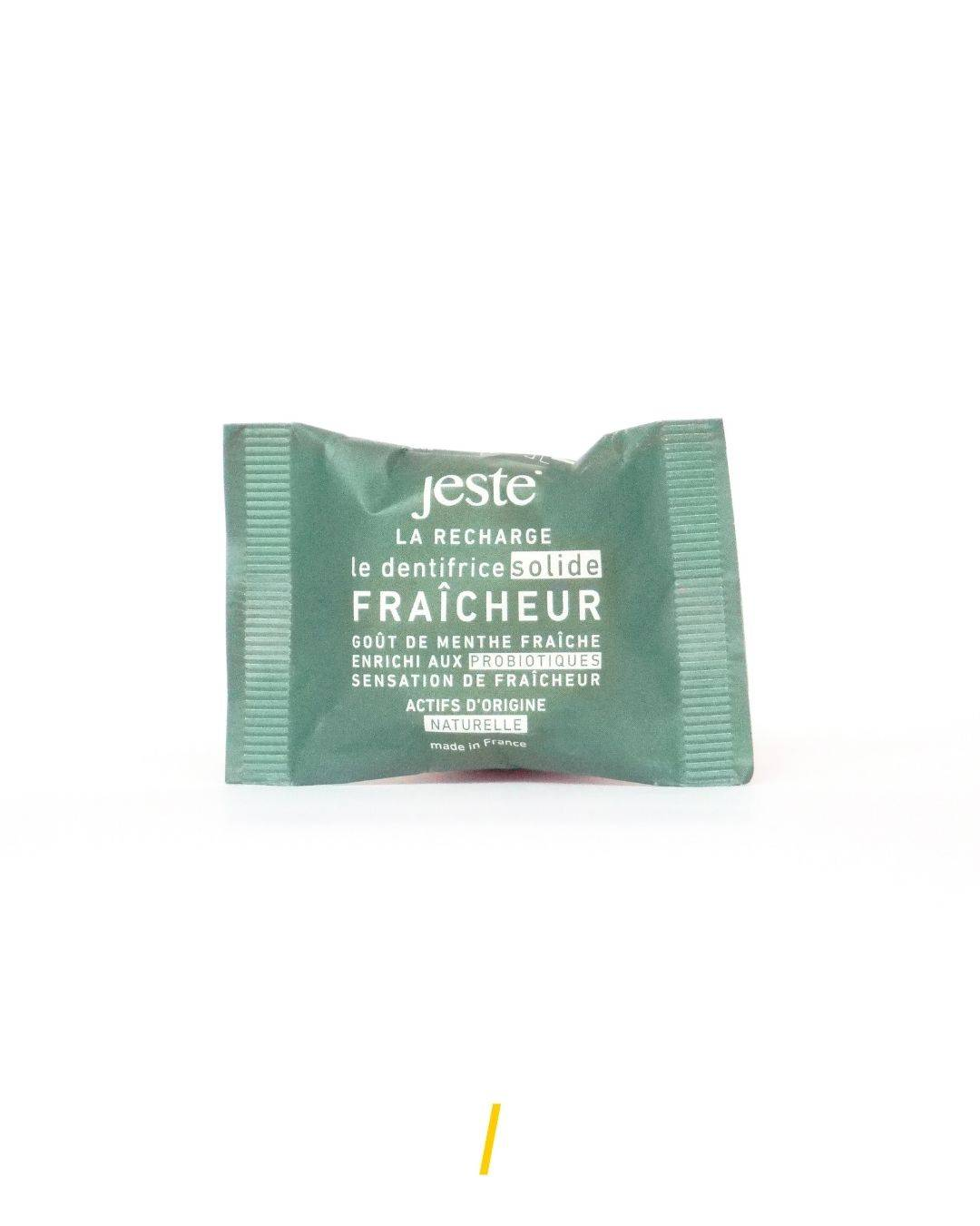 Dentifrice fraîcheur Jeste - The Trust Society