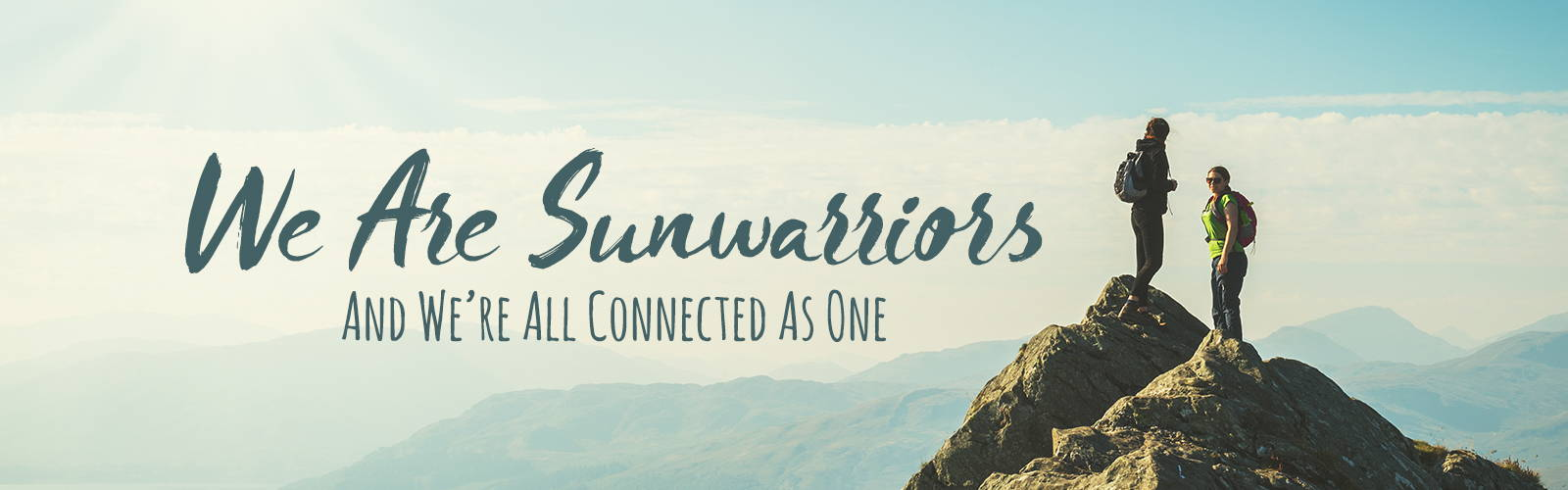 We are the Sunwarriors