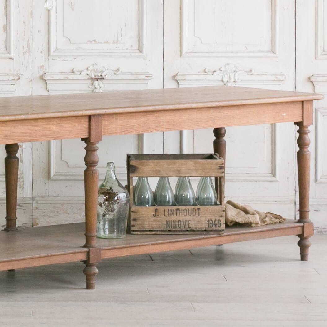 Drapery Tables