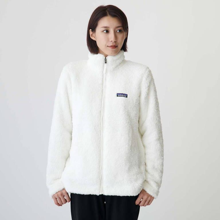 patagonia(パタゴニア)/ロスガトスジャケット/ホワイト/WOMENS