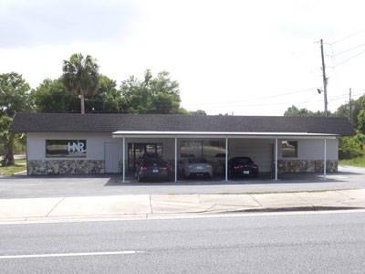 HNR Gun Works storefront