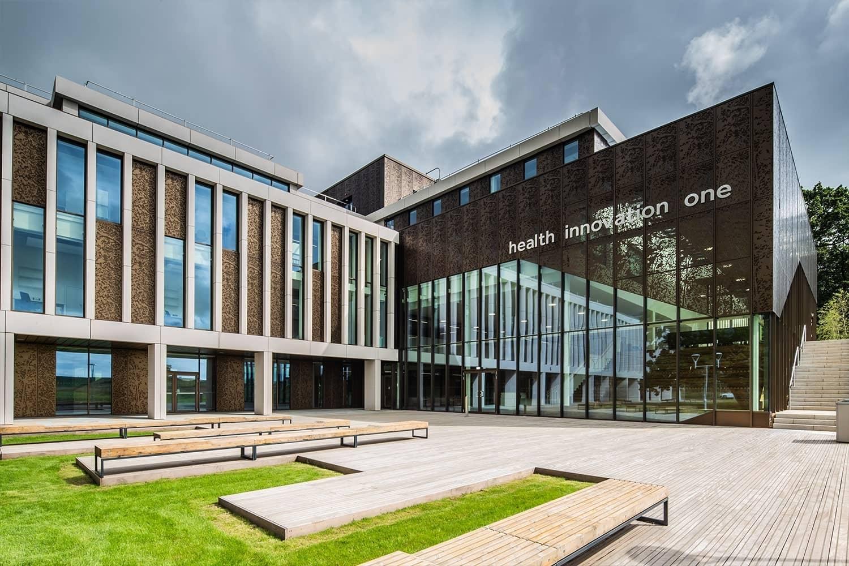 Decking At Lancaster University