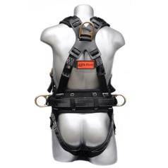 Fall Protection Harnesses with 3 Connection Points