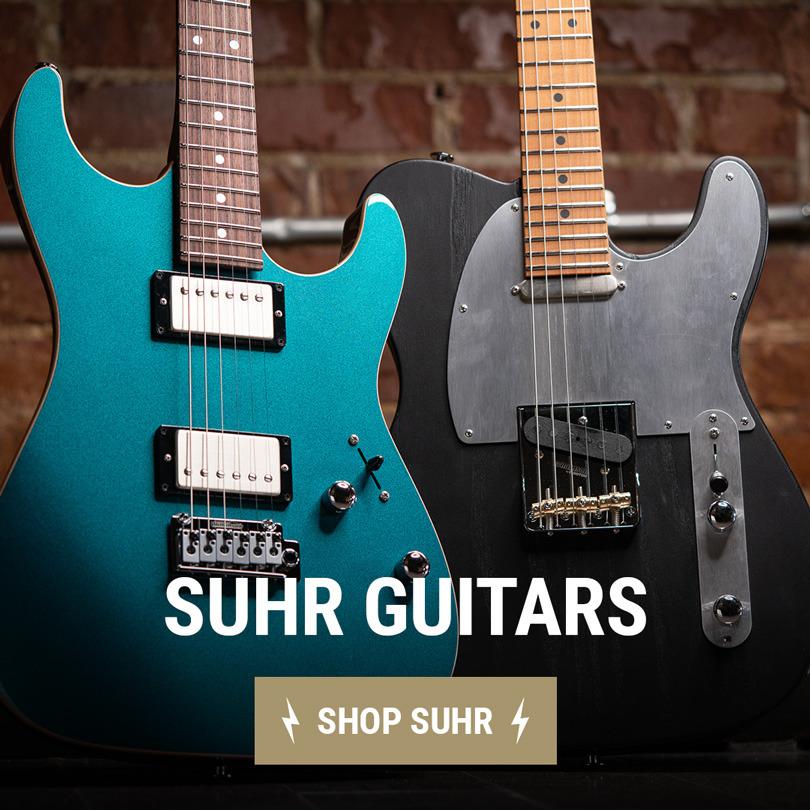 Shop Suhr Guitars