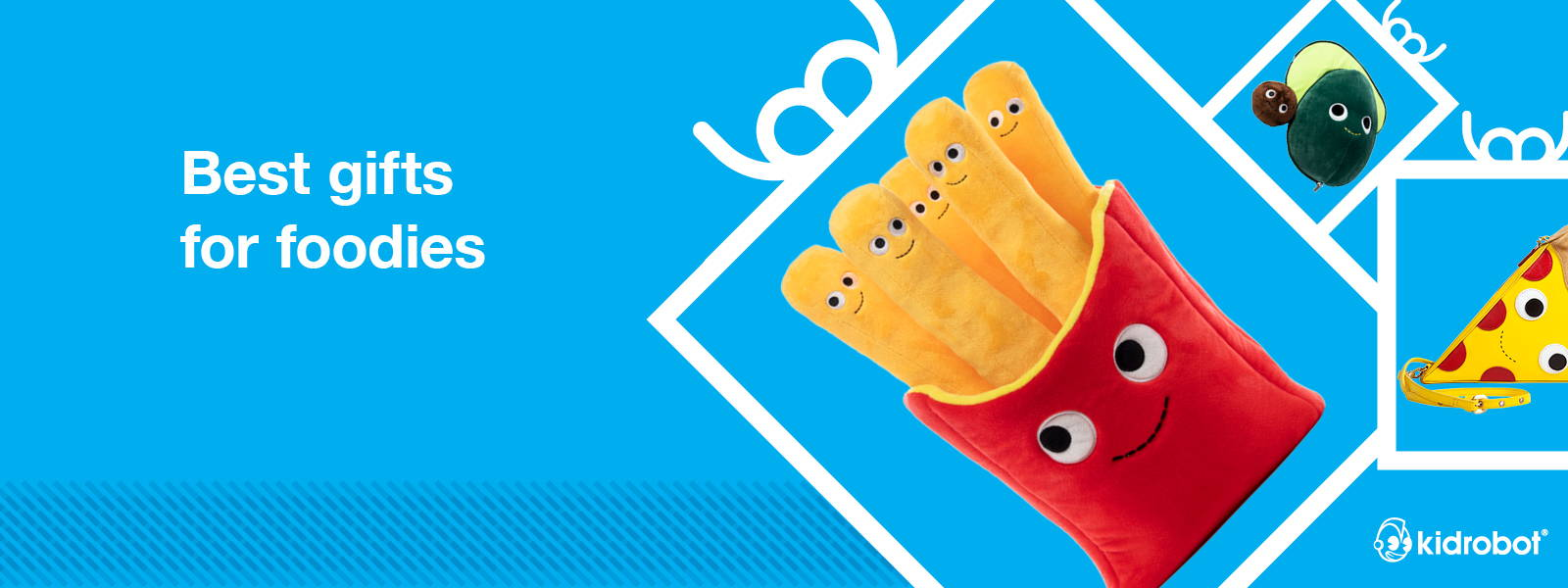 Kidrobot Best Gifts for Foodies