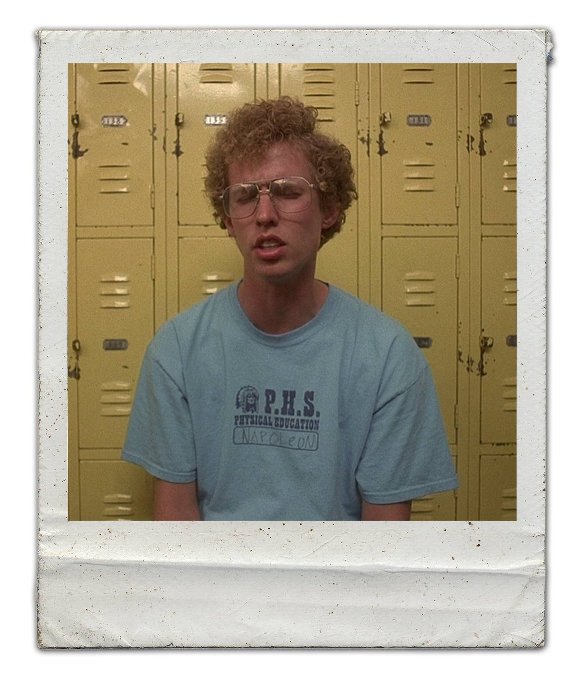 Napoleon Dynamite t shirts from the movie