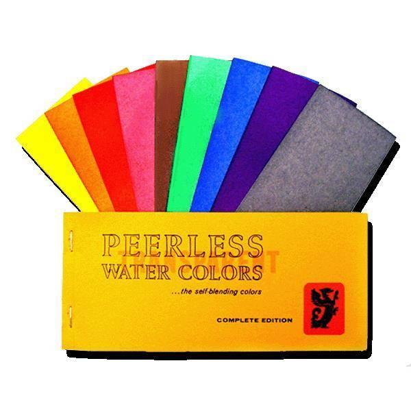 Peerless Watercolors Complete Set