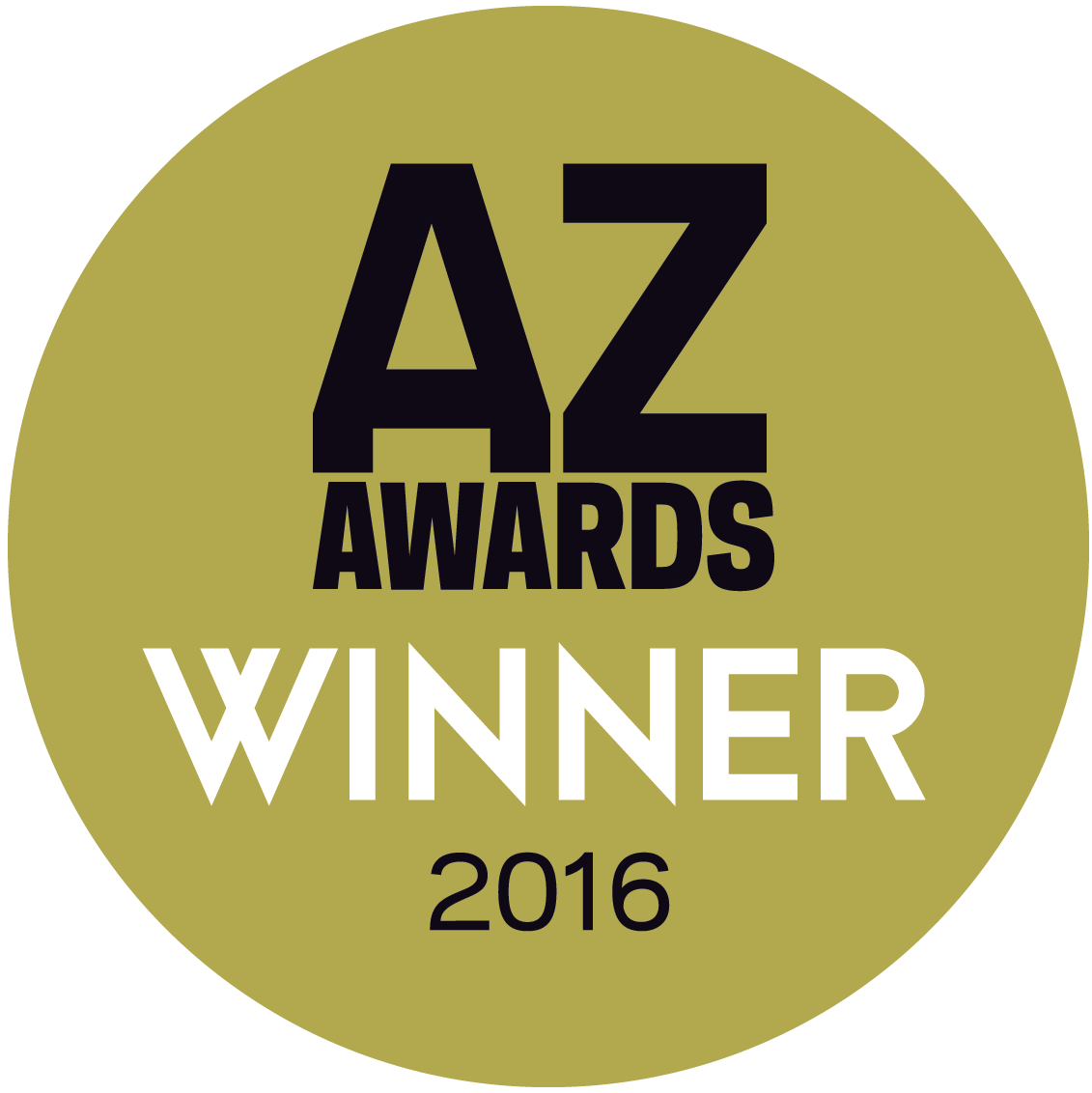 Az awards winner 2016