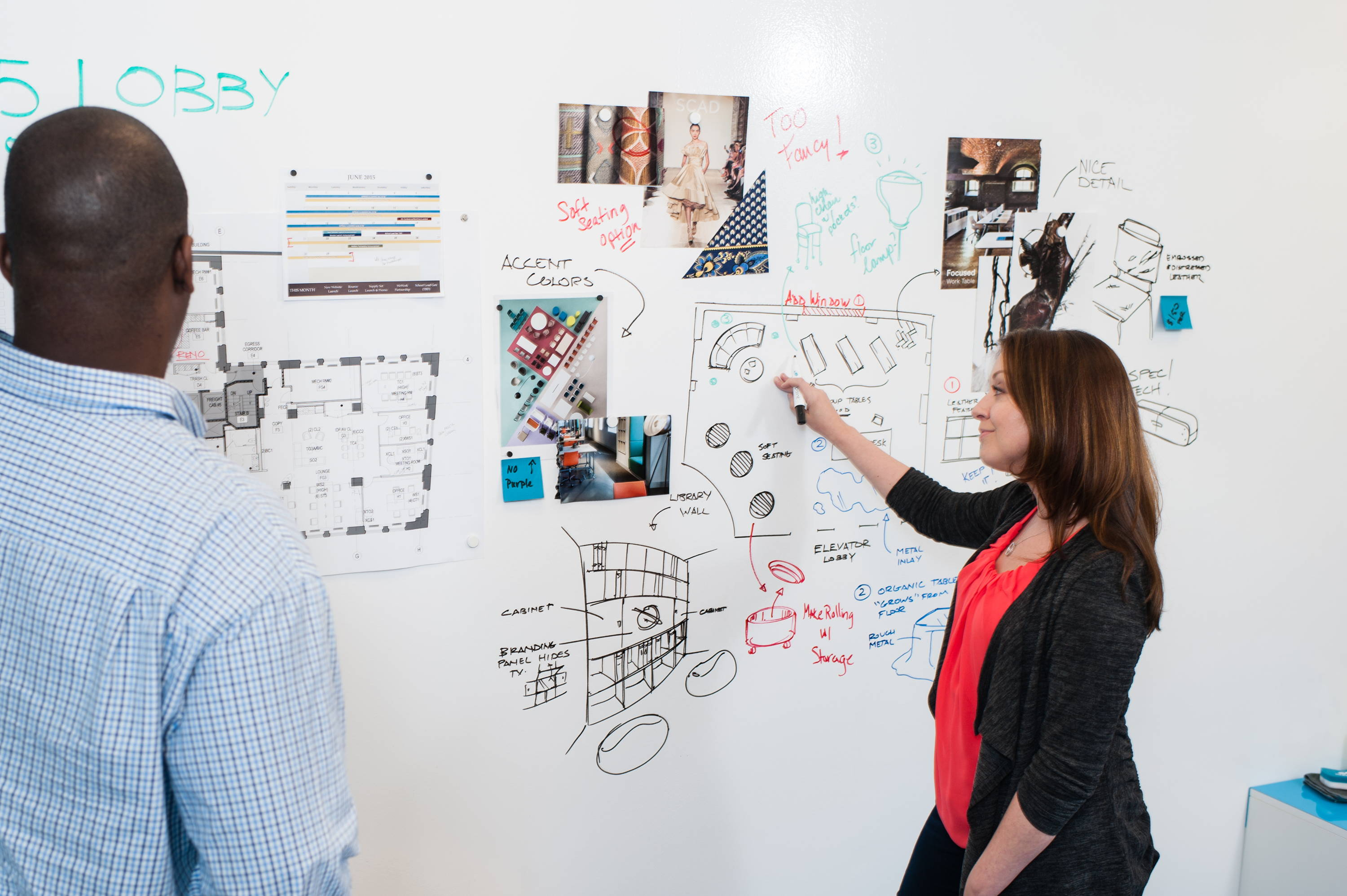 IdeaPaint Dry Erase paint and magnetic solutions for workplaces. IdeaPaint's solutions help companies create workspaces that foster collaboration, promote creativity, and increase engagement so that your company can increase productivity and bring great ideas to life.