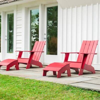 American-Made Outdoor Furniture
