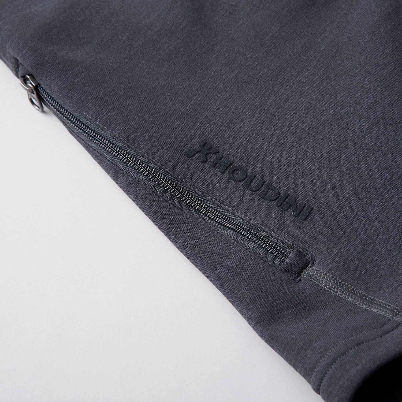 HOUDINI(フーディニ)/アウトライトジャケット/ブラック/WOMENS