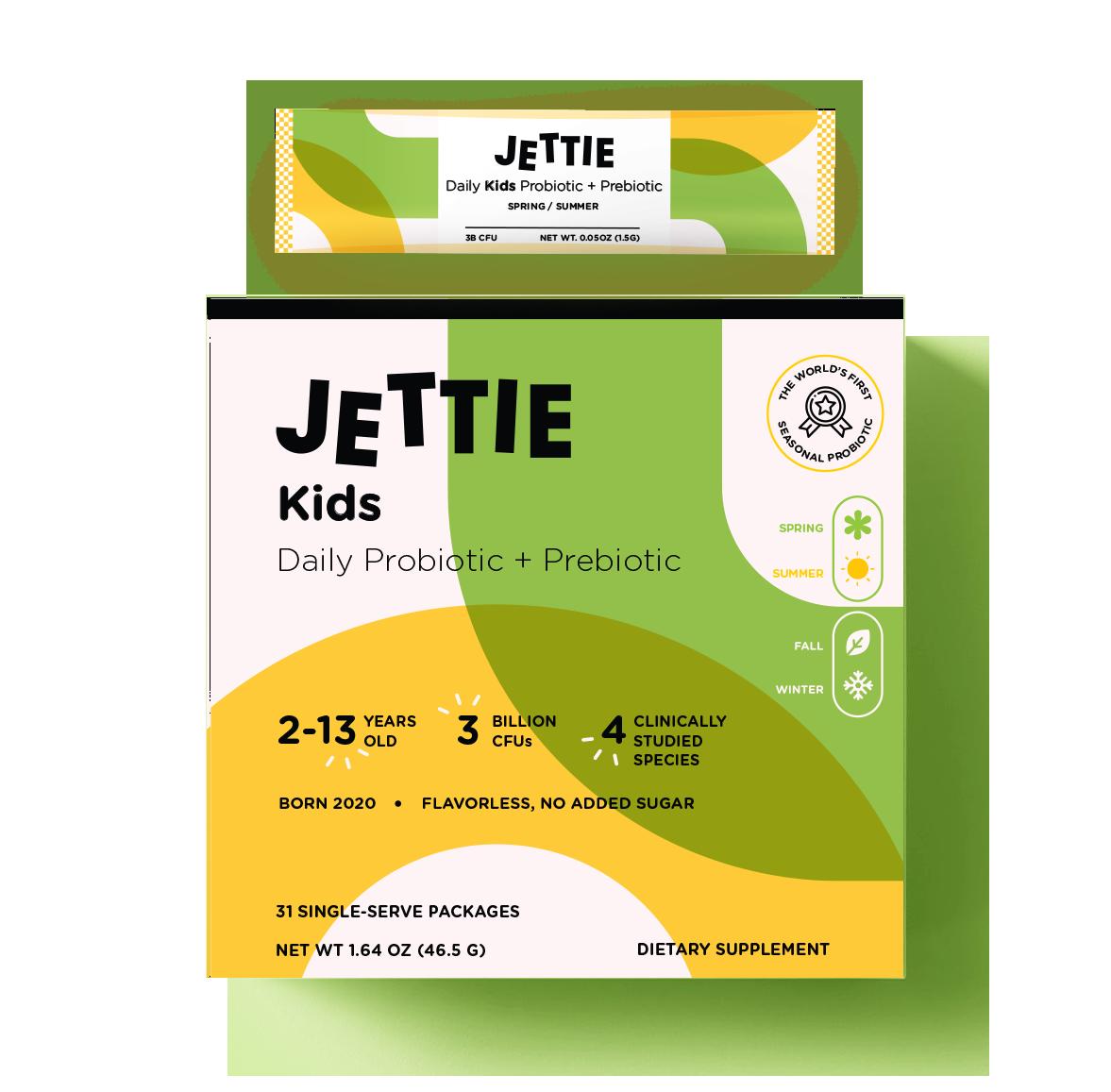 Jettie kids probiotic & Prebiotic