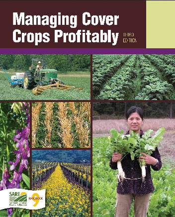 Cover of Managing Cover Crops Profitably Magazine