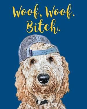 sheepdoodle woof woof