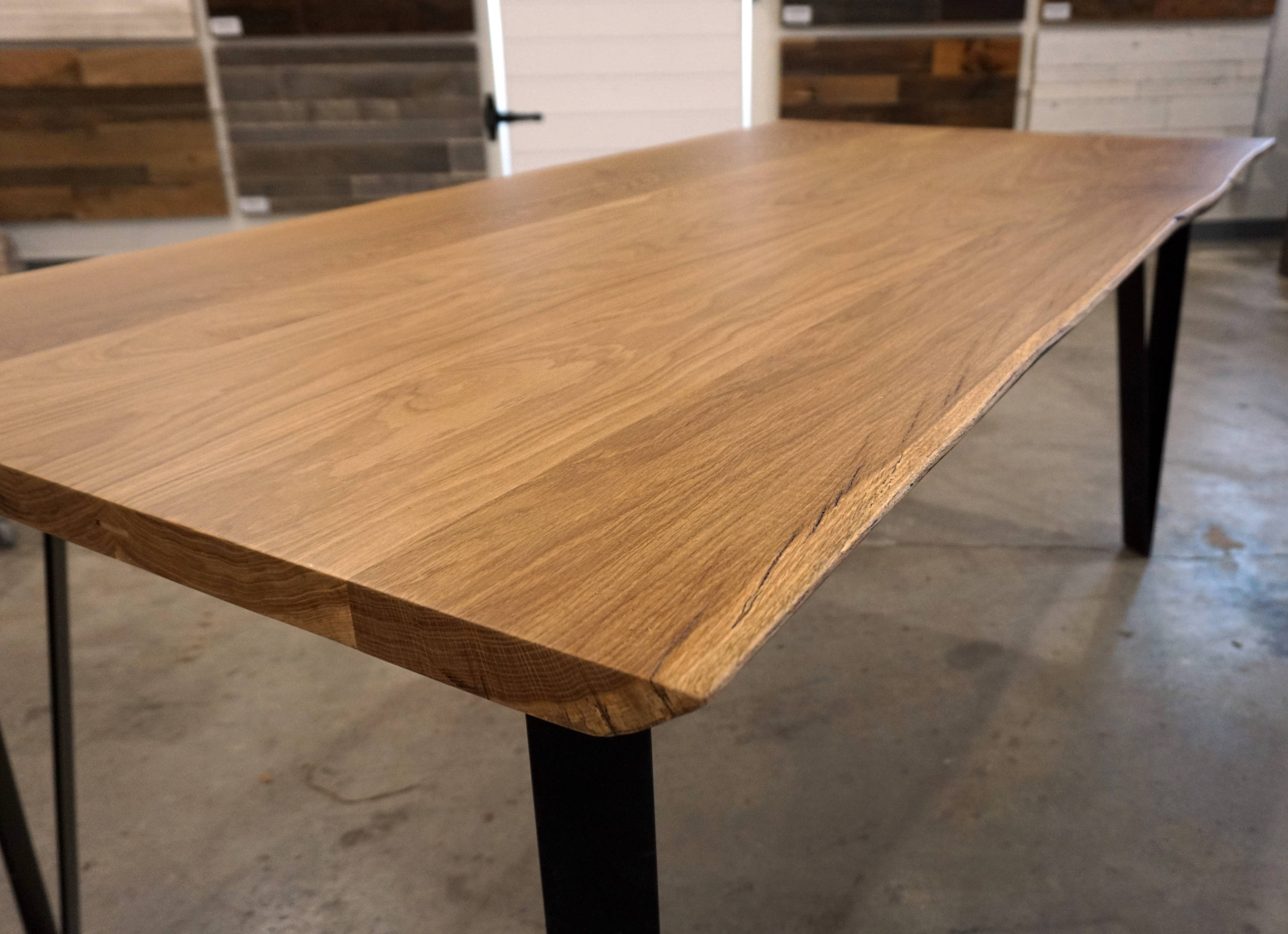Live-Edge Table Top
