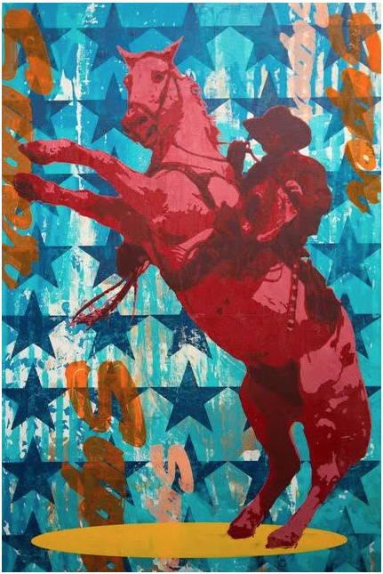 Maura Allen. Fine Art. Western Art. Cowboy Art. Santa Fe Art Gallery
