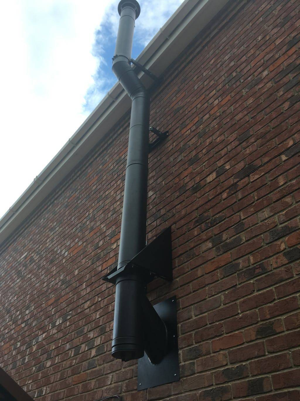 Installing A Twin Wall Flue Chimney A Stove Installer Details All Stovefitter S Warehouse