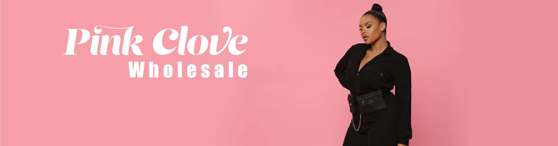 Wholesale Plus Size Clothing Women S Fashion Supplier Pink Clove