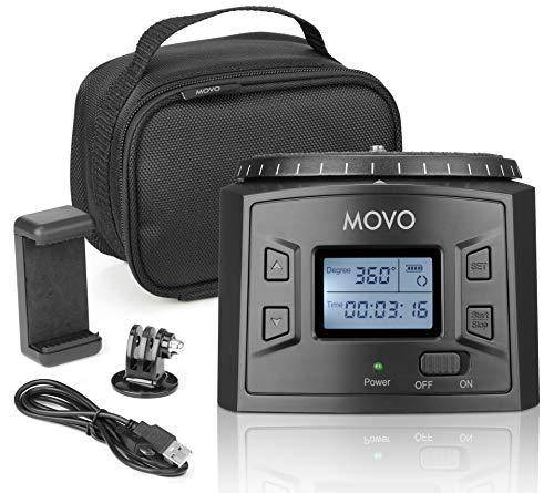 Movo MTP-20 Programmable Time-Lapse Tripod Head